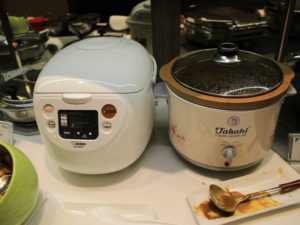 炊飯器とカレー