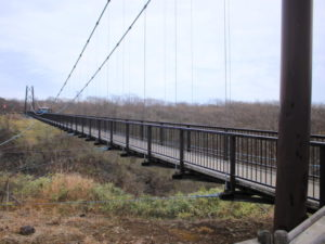 長居吊り橋