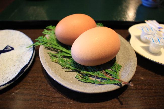 美味しそうな生卵